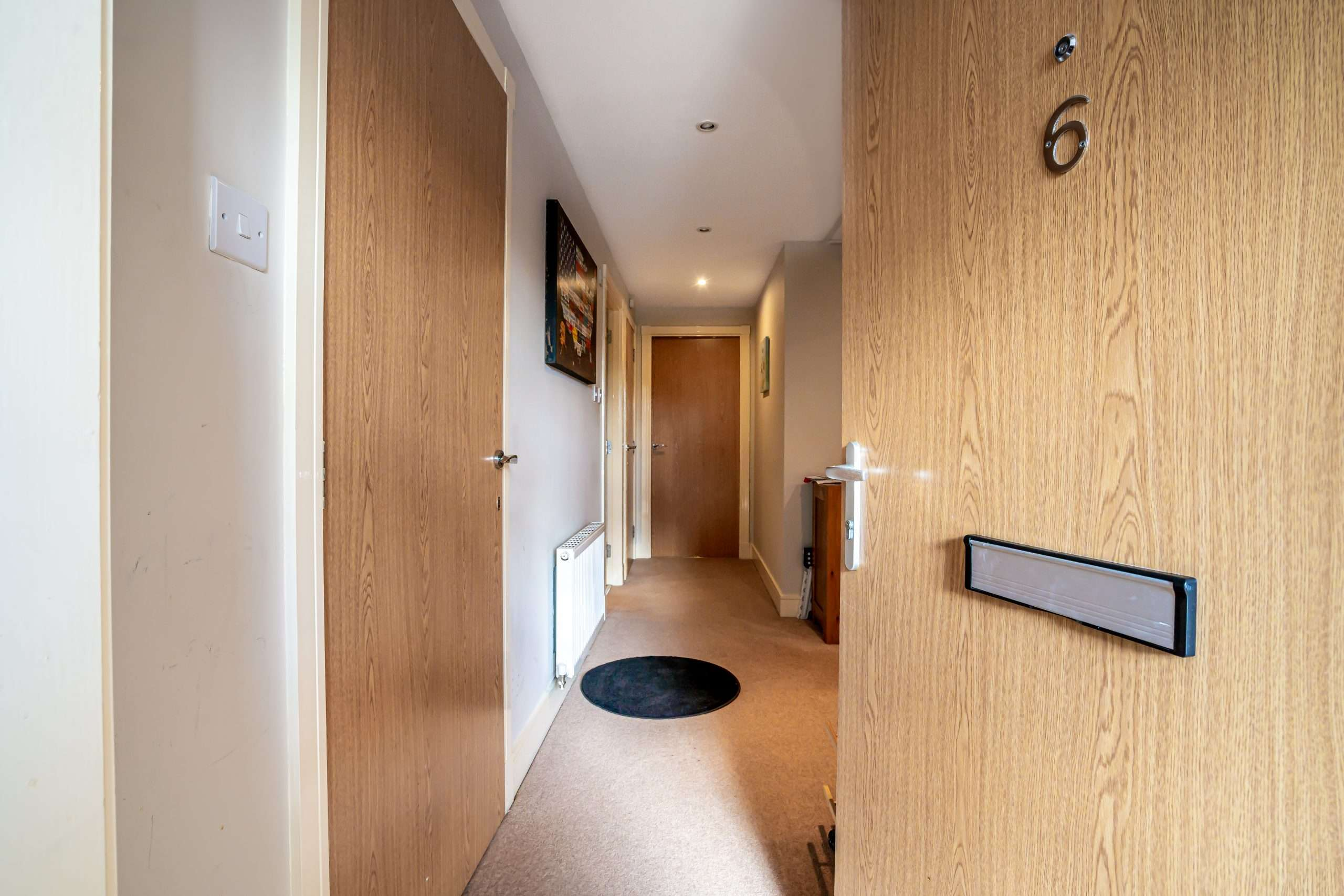 14 Pinkhill Park, Edinburgh – 2 Bed Apartment